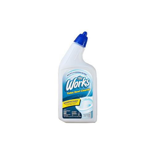 Wholesale Disinfectant Toilet Bowl Cleaner - The Works