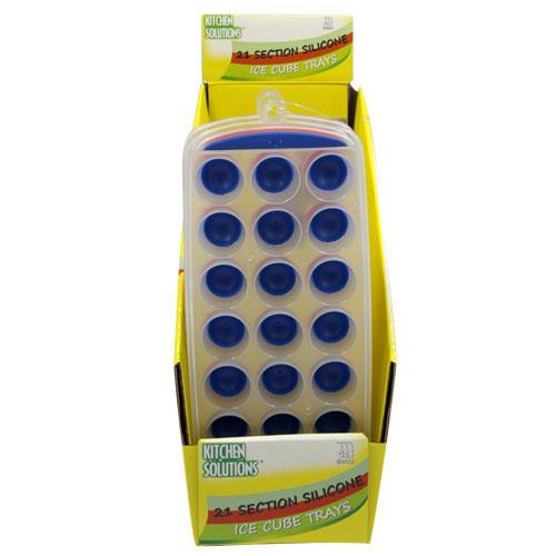 Wholesale Silicone Ice Cube Trays