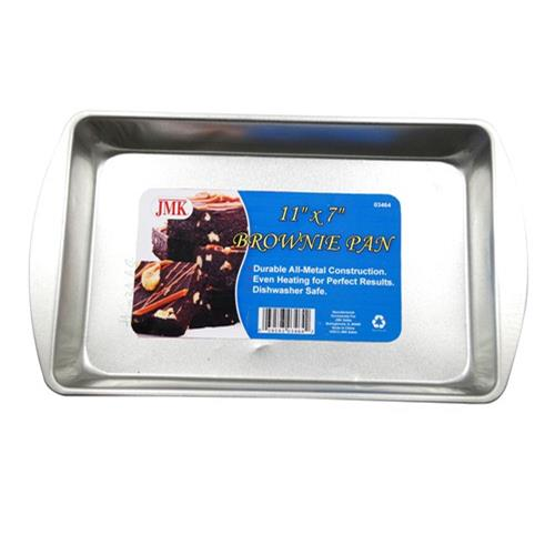 "Wholesale 11"" x 7"" BROWNIE PAN"