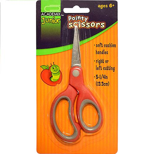 "Wholesale 5 1/4"" KIDS SCISSORS -POINTY"