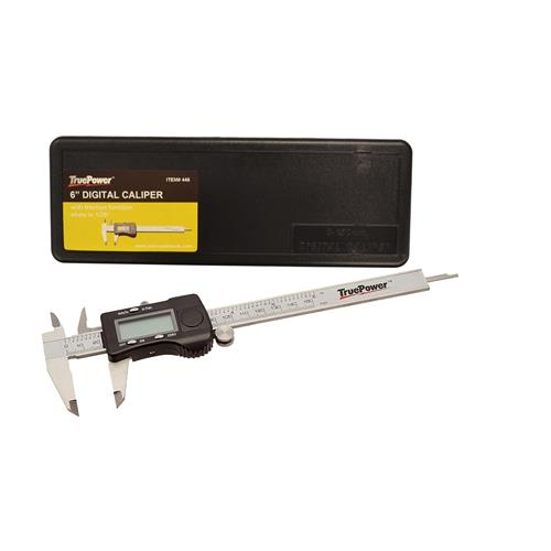 "Wholesale 6"" DIGITAL CALIPER METRIC, INC"