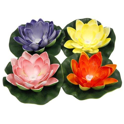 Wholesale ZFIBER OPTIC LILY PAD