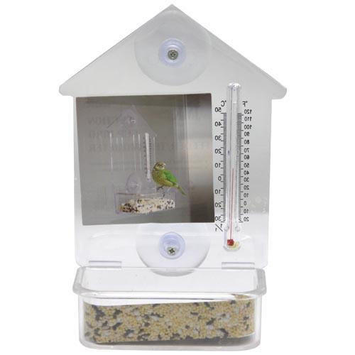 Wholesale SUCTION CUP BIRD FEEDER/THERMO