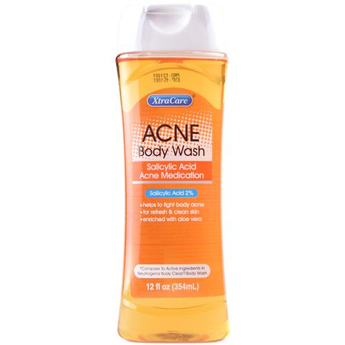 Wholesale XtraCare Acne Fighting Body Wash