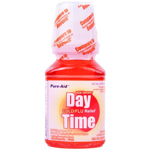 Wholesale Pure-Aid Day Time Mulit-Symptom Cold/Flu (Dayquil)