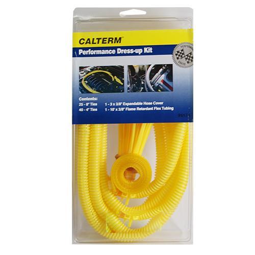 Wholesale 67PC WIRE DRESS UP KIT CALTERM YELLOW
