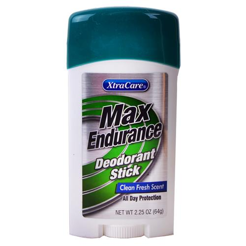 Wholesale Xtracare Men's Deodorant Stick Max Endurance