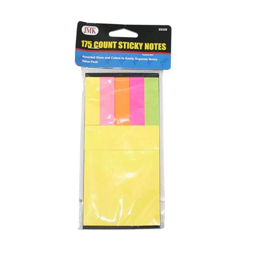 Wholesale 175 COUNT STICKY NOTES