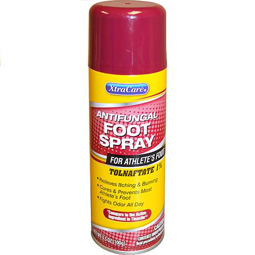 Wholesale XtraCare Antifungal Foot Spray