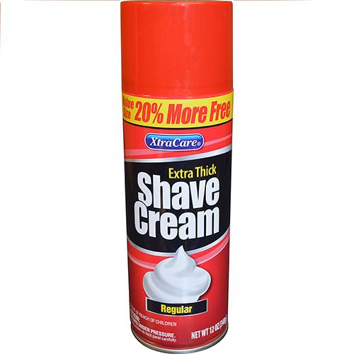 Wholesale Xtracare Shave Cream Regular