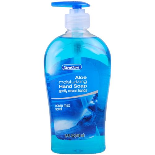 Wholesale XtraCare Liquid Hand Soap w/Pump Ocean Mist