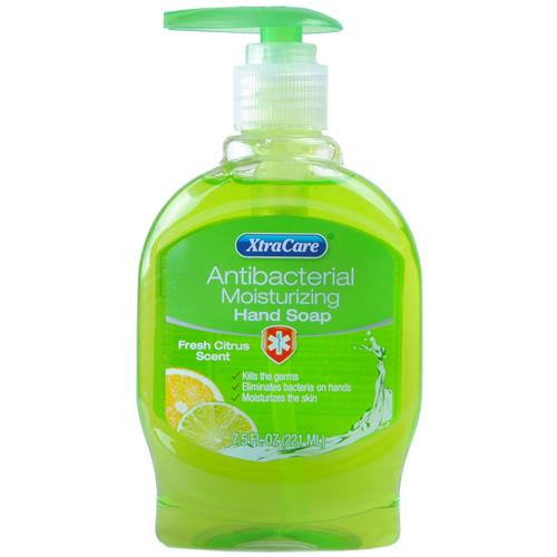 Wholesale XtraCare Anti Bac Hand Soap w/Pump Frsh Citrus
