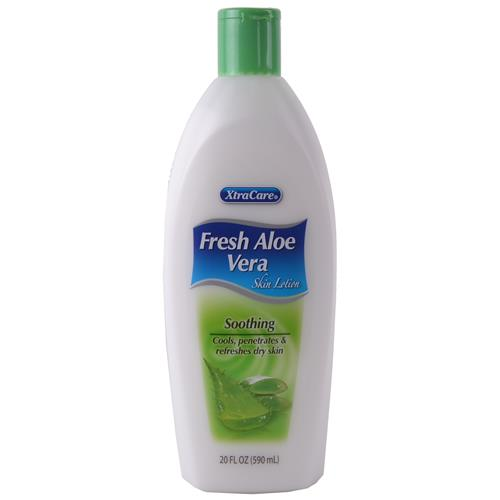 Wholesale Xtracare Skin Lotion Fresh Aloe Vera