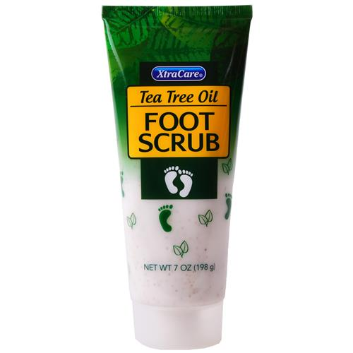 Wholesale Xtracare Tea Tree Oil Foot Scrub