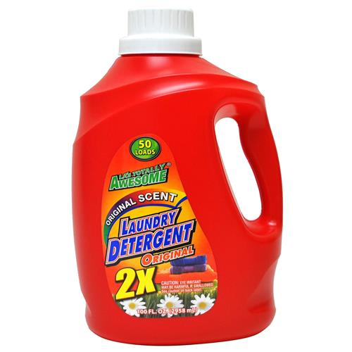 Wholesale Awesome 2X Liquid Laundry Detergent 50 Loads
