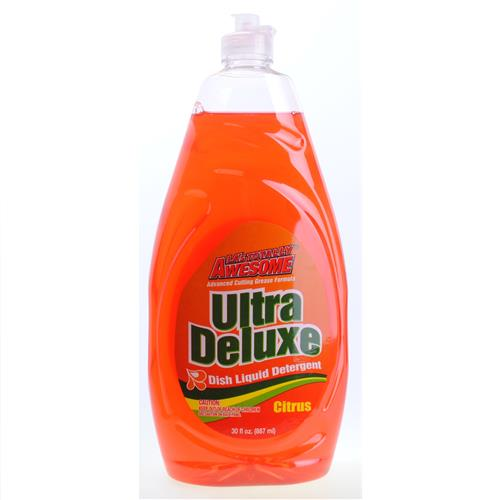 Wholesale use #060614AW Awesome Ultra Concentrated Dish Liquid Citrus 30 oz
