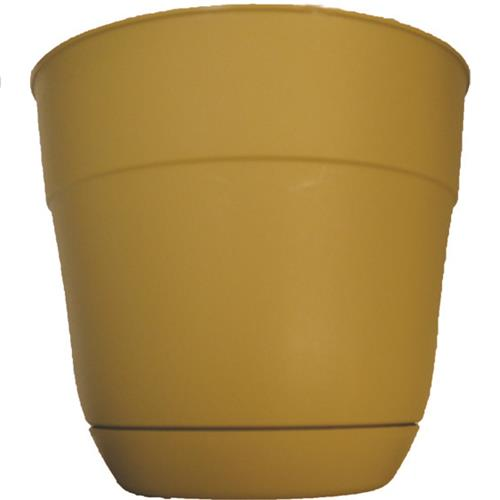 "Wholesale 6"" PLASTIC PLANTER SAND DUNE B"