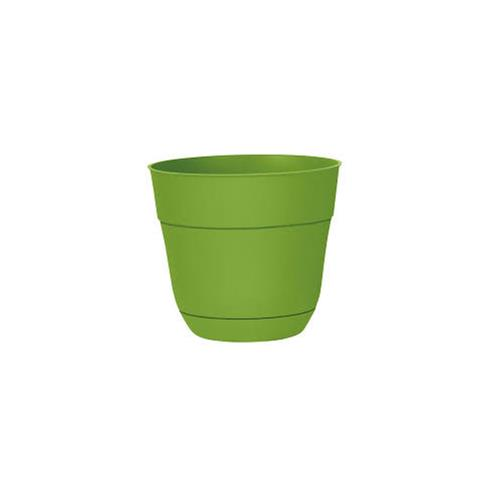 "Wholesale Suncast Plastic Fern Green Planter 6""."