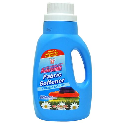 Wholesale Awesome Fabric Softener Fresh Scent 21 Loads