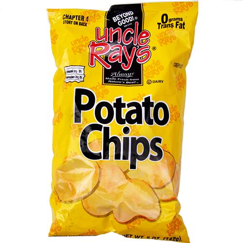 Wholesale Uncle Ray's Regular Potato Chips