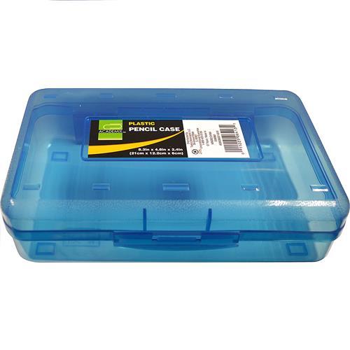 Wholesale ZPENCIL CASE PLASTIC 5 X 8.25