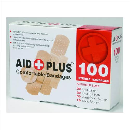 Wholesale 100 COUNT BANDAGES