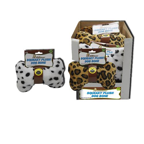 Wholesale PLUSH DOG SQUEEK TOY