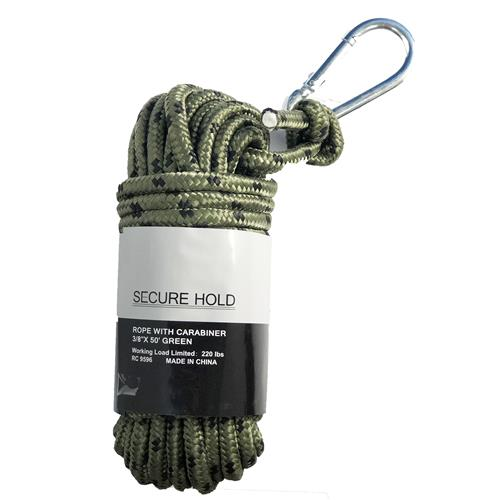 Wholesale 50'' CAMO ROPE w/CARABINER