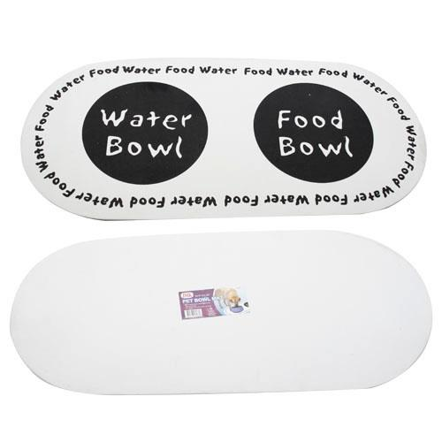 "Wholesale 24.5"" x11.25"" EVA PET BOWL MAT"