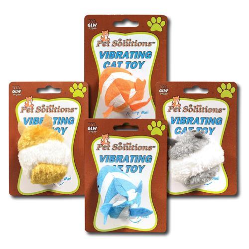 Wholesale VIBRATING CAT TOYS