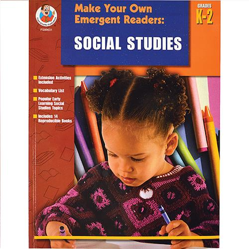 Wholesale SOCIAL STUDIES K-2 MAKE YOUR OWN READERS