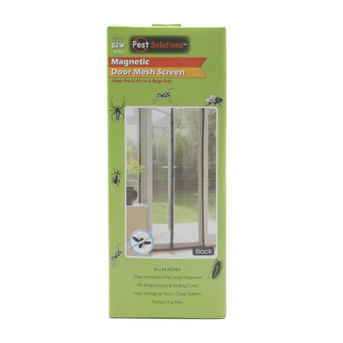 Wholesale MAGNETIC DOOR MESH SCREEN