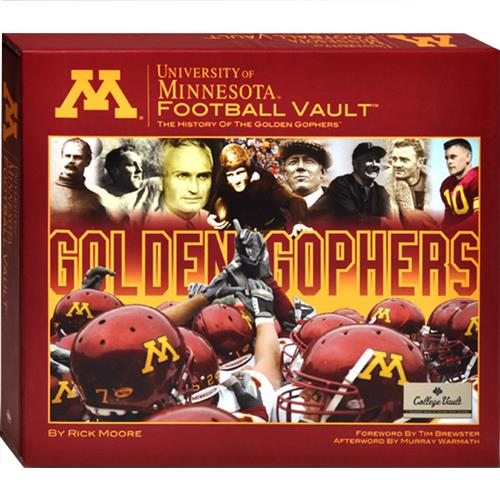 Wholesale FOOTBALL VAULT U OF MINNESOTA
