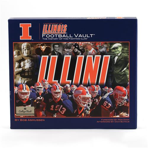 Wholesale FOOTBALL VAULT U OF ILLINOIS