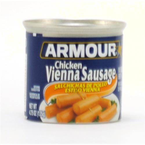 Wholesale Armour Vienna Chicken Sausages