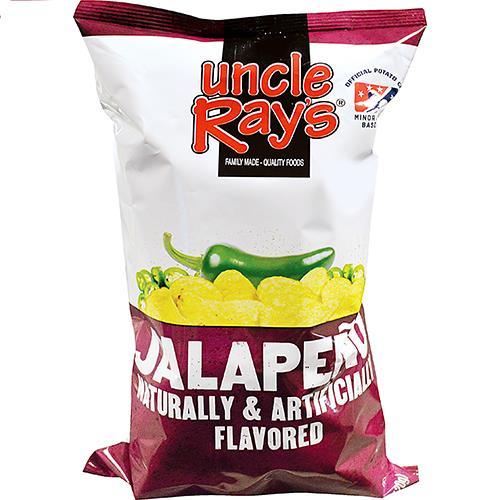 Wholesale Uncle Ray's Potato Chips Jalapeno