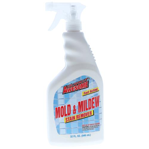 Wholesale 32 oz Awesome Mold & Mildew Remover.