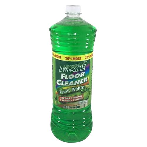 Wholesale Awesome Floor Cleaner Fresh Apple 48 oz.
