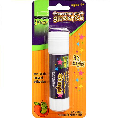 Wholesale GLUE STICK DISAPPEARING PURPLE