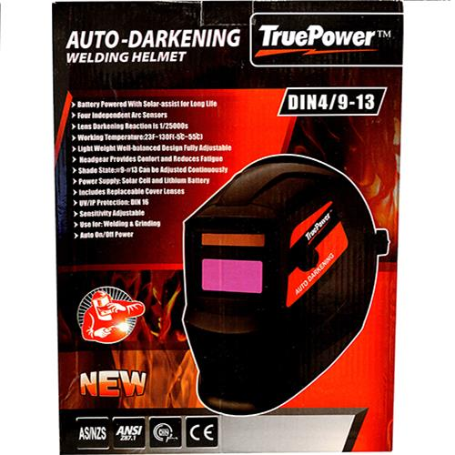 Wholesale AUTO DARKENING WELDING HELMET