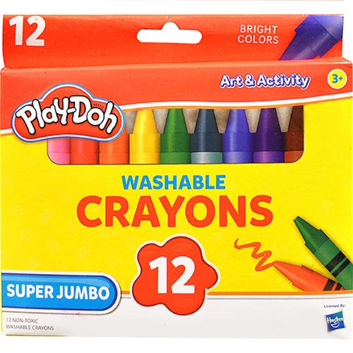 Wholesale 12ct JUMO CRAYONS PLAY-DOH