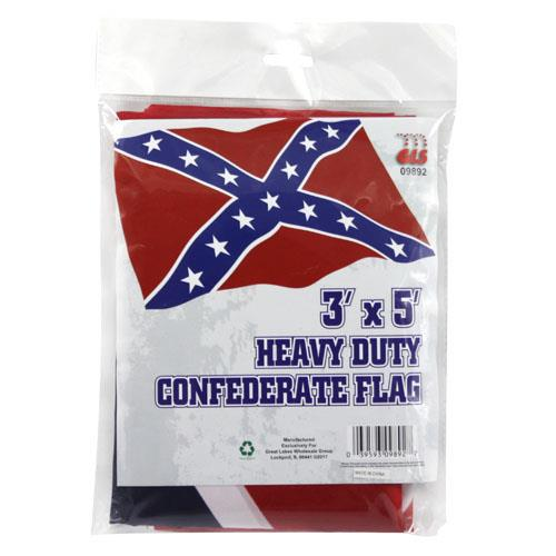 Wholesale HEAVY DUTY CONFEDERATE FLAG