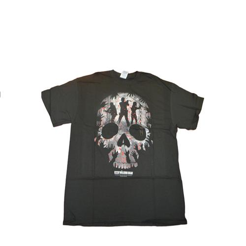 Wholesale WALKING DEAD HEROES T-SHIRT LA