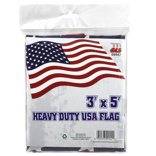 Wholesale USA FLAG 3x5' POLY HEAVY DUTY