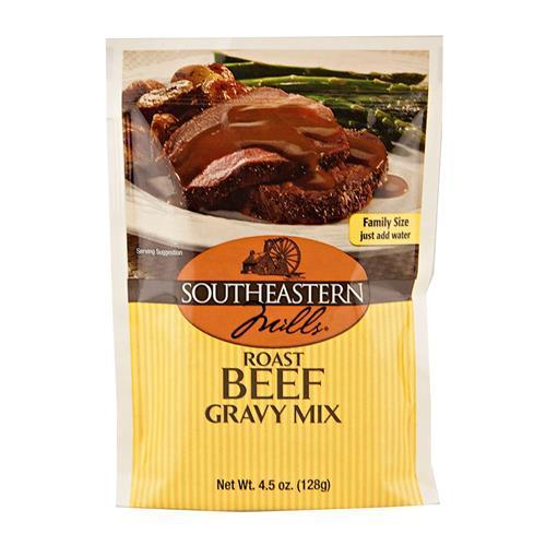 Wholesale SouthEastern Mills Roast Beef Gravy Mix