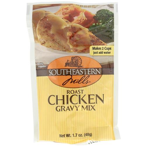 Wholesale use 20059S S.E. MILLS CHICKEN GRAVY MIX