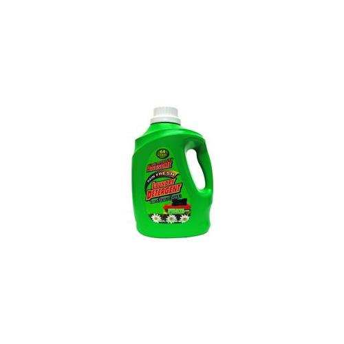 Wholesale use #222A Awesome 3X Laundry Detergent 64 Loads Rain Fresh