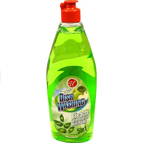 Wholesale Liquid Dish Soap Green Apple Burst
