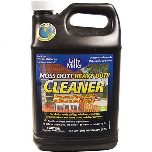 Wholesale Moss Out Cleaner Lily Miller 1 gal.
