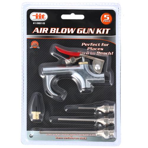Wholesale 5pc Air Blow Gun Kit